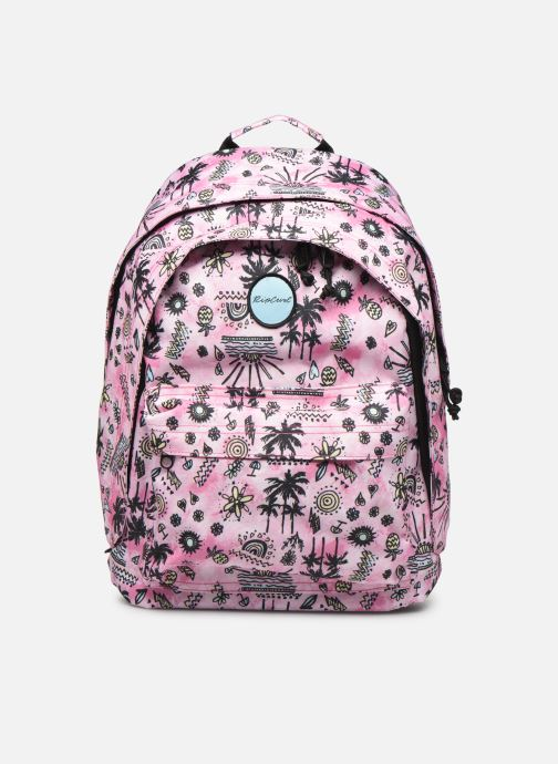 School bags Rip Curl DOUBLE DOME ANAK Pink detailed view/ Pair view